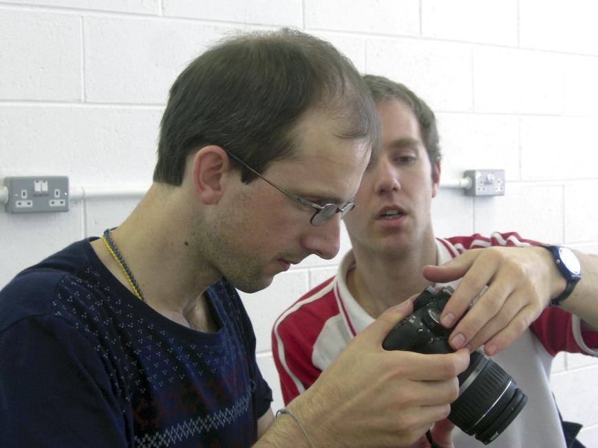Contemporary Digital Vision education programs