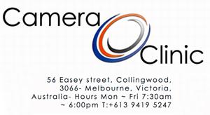 Camera Clinic logo
